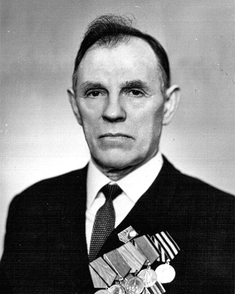 КЕНСОРИНОВ Федор Иванович