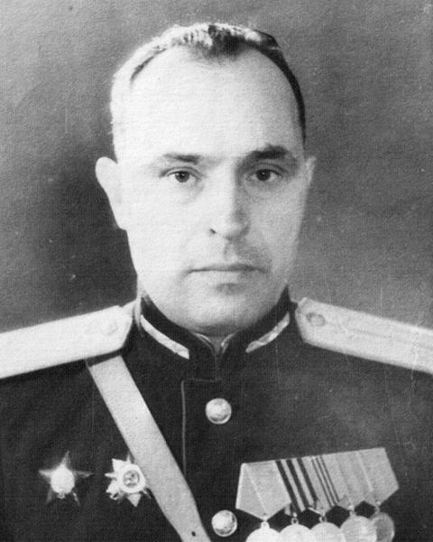 СТАРОВОЙТОВ Афанасий Алексеевич
