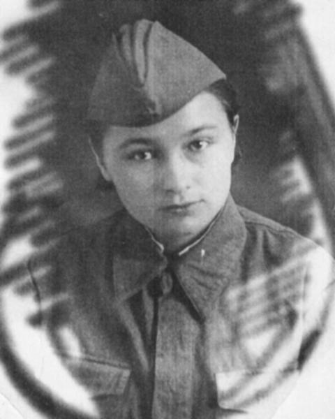 УТКИНА Фаина Павловна